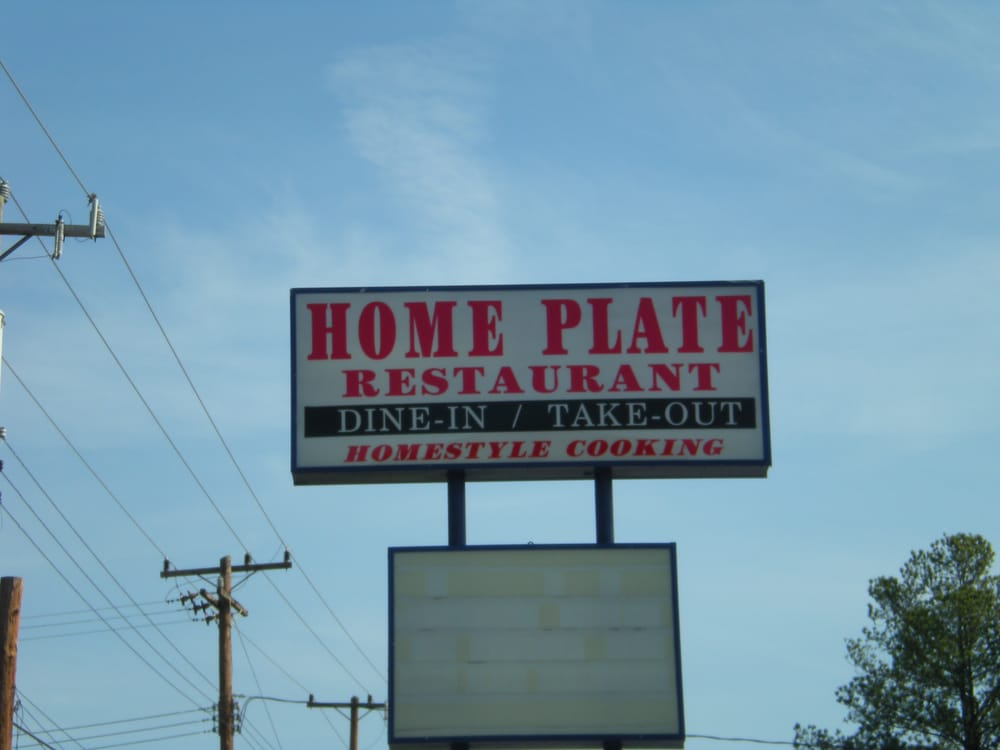 Home Plate Restaurant: 207 W C St, Butner, NC