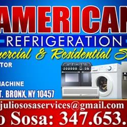 American Refrigeration Appliances Amp Repair 644 E 180th