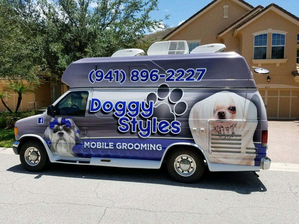 Doggy Styles Mobile Pet Grooming: Lakewood Ranch, FL