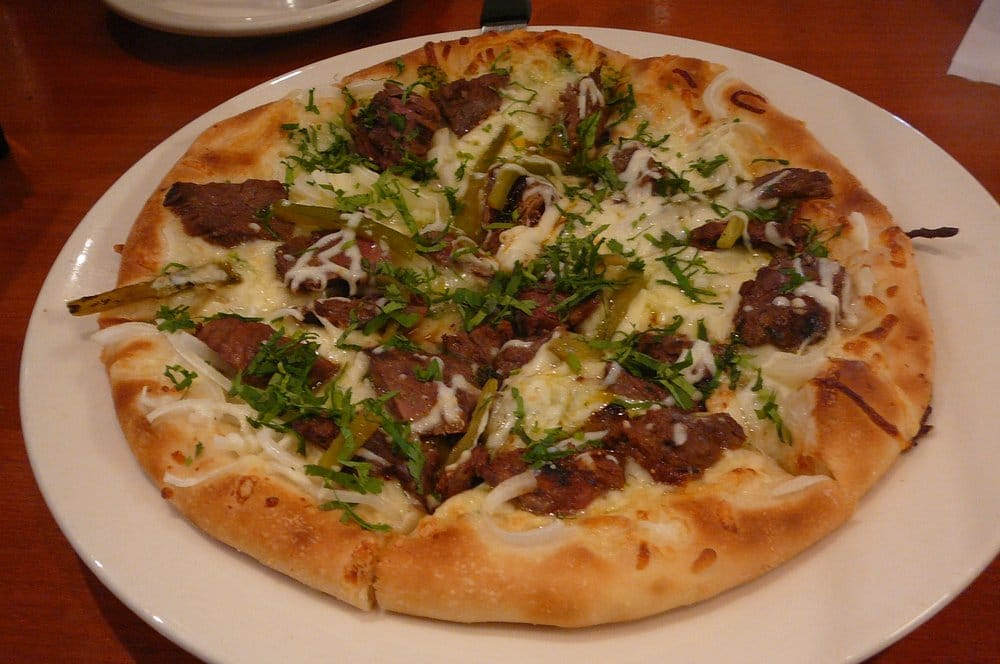 California Pizza Kitchen Downtown Los Angeles Ca