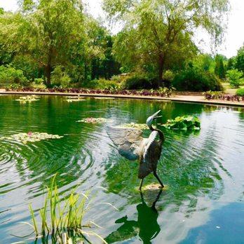 Photo Of Botanical Garden   Huntsville, AL, United States. Pond