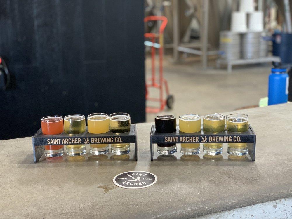 Photo of Saint Archer Brewery: San Diego, CA