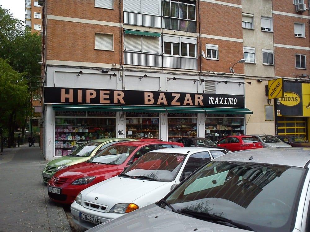 Hiper Bazar Máximo