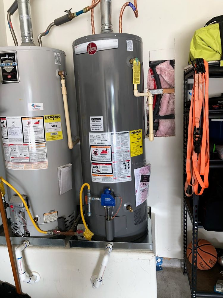 Pearland Water Heaters: Pearland, TX