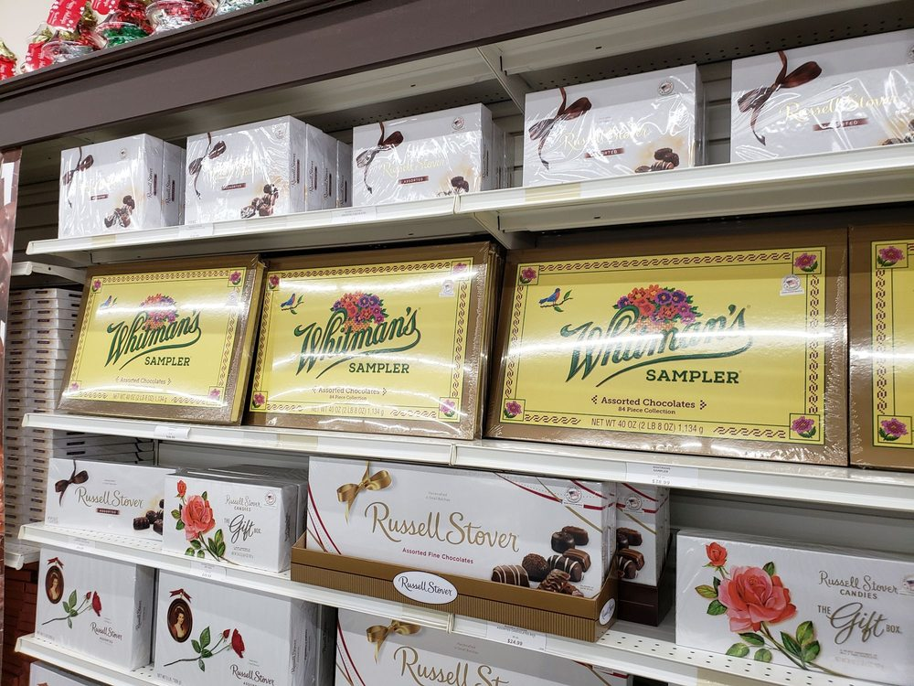 Russell Stover Chocolates: 4500 W Frontage, Owatonna, MN