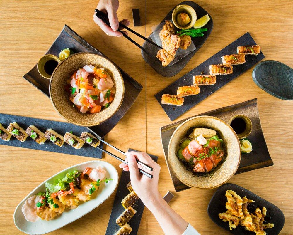 KINKA sushi bar izakaya 渋谷の画像
