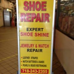 Brooklyn Heights Shoe Master - 10 Reviews - Shoe Repair