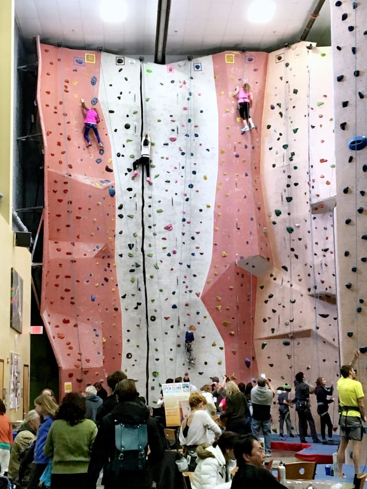 Earth Treks Climbing Center Rockville