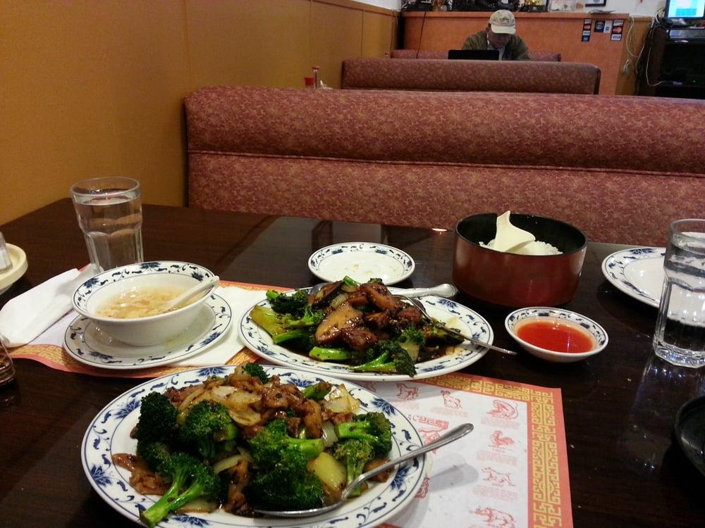 Chinese Restaurants Near Woodland Hills