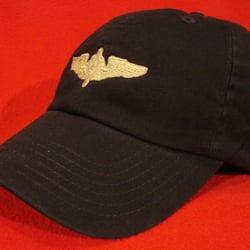 5f78e88e39594 Pilot Ball Caps - 18 Photos - Hats - 480 N Canton Center Rd