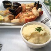 Photo Of Fifi S Seafood Restaurant Miami Beach Fl United States Grilled