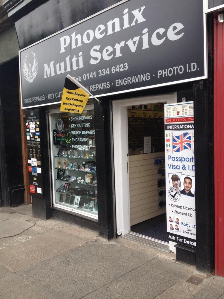 Shoe Repair Byres Road Glasgow