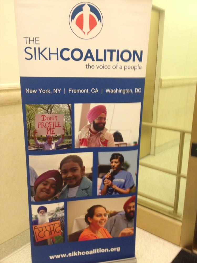 Sikh Coalition: 40 Exchange Pl, New York, NY