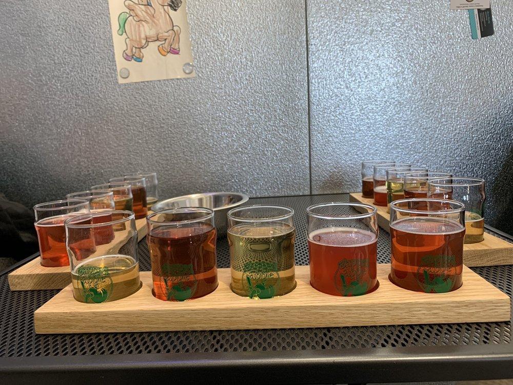 Tapped Apple Hard Cider
