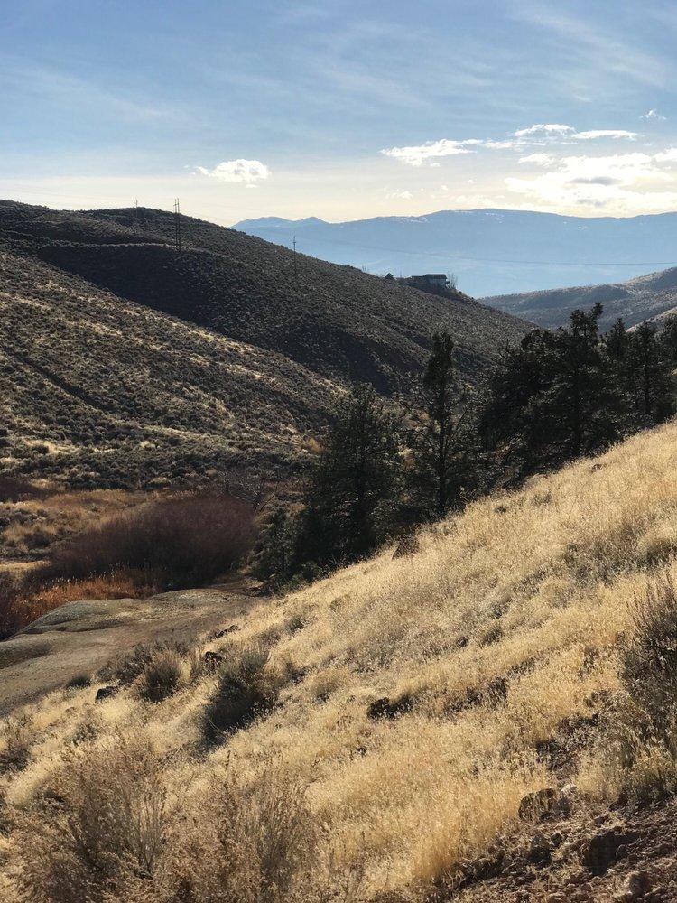 Evans Creek Trailhead