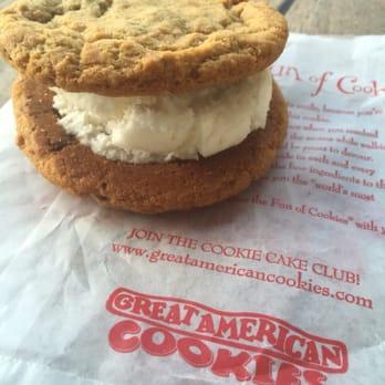Great American Cookies Cerrado 15 Fotos Y 19 Reseñas