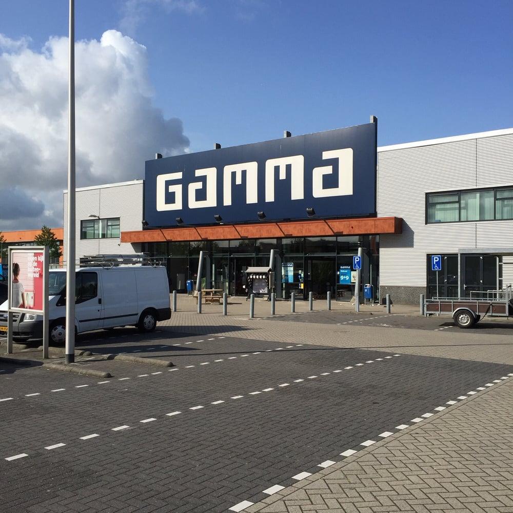 Gamma: Editiestraat 20, Almere, FL