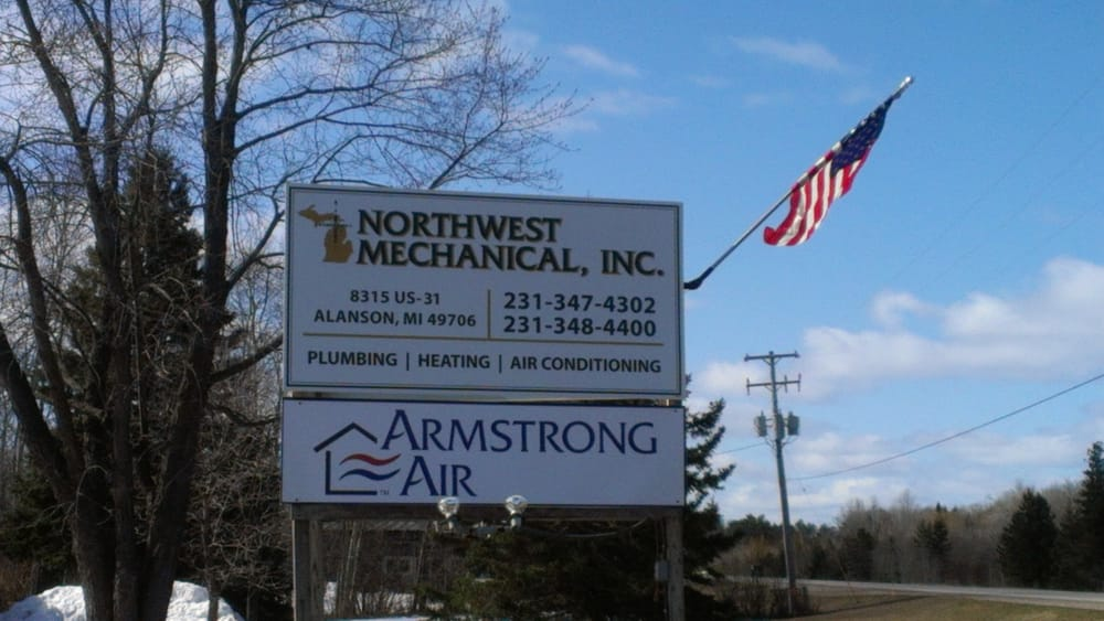 Northwest Mechanical: 8315 US Hwy 31, Alanson, MI