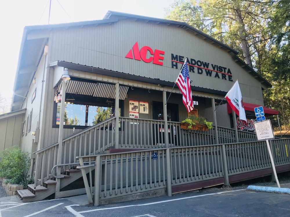 Meadow Vista Ace Hardware: 16760 Placer Hills Rd, Meadow Vista, CA