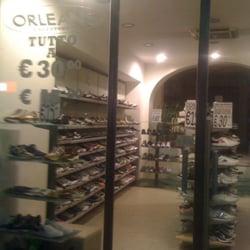 Orleàns - Negozi di scarpe - via Torino eb79f06ff64