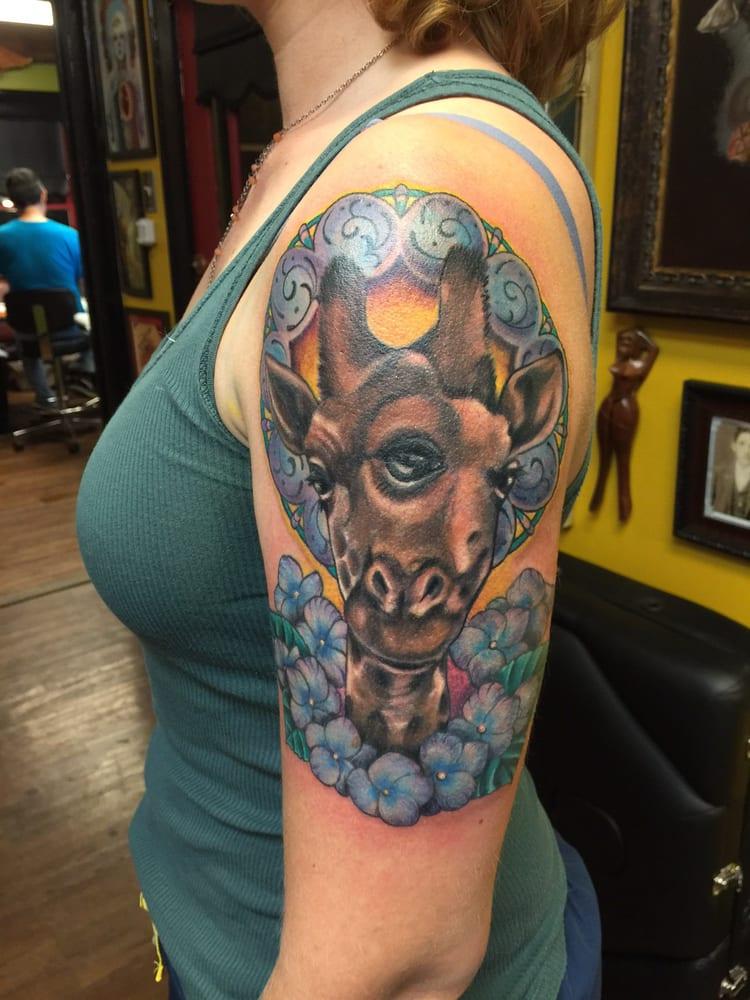 Tattoo by wendi ramirez yelp for Tattoo shops terre haute indiana