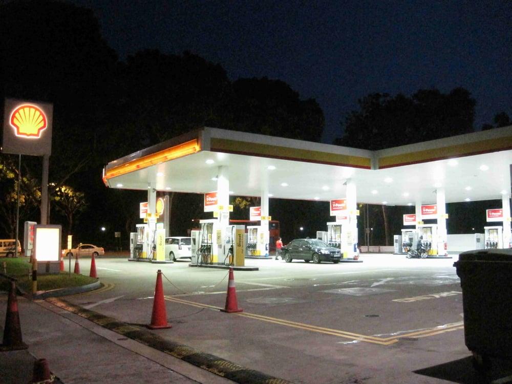 benzinai shell vicenza - photo#13