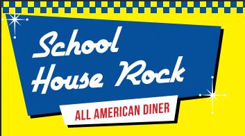 School House Rock Diner: 205 S Douglas St, Afton, IA