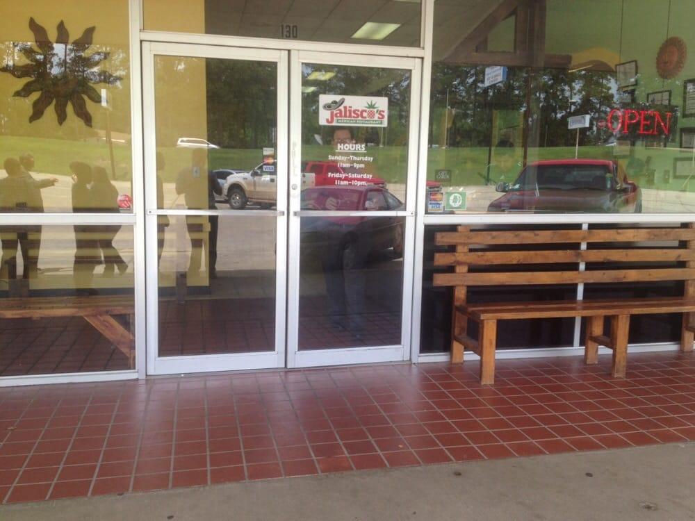 Jalisco's Restaurant: 4671 Quitman Hwy, Hodge, LA