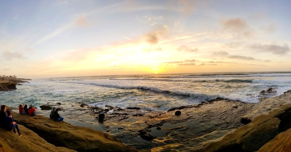 Sunset Cliffs Natural Park: 1253 Sunset Cliffs Blvd, San Diego, CA
