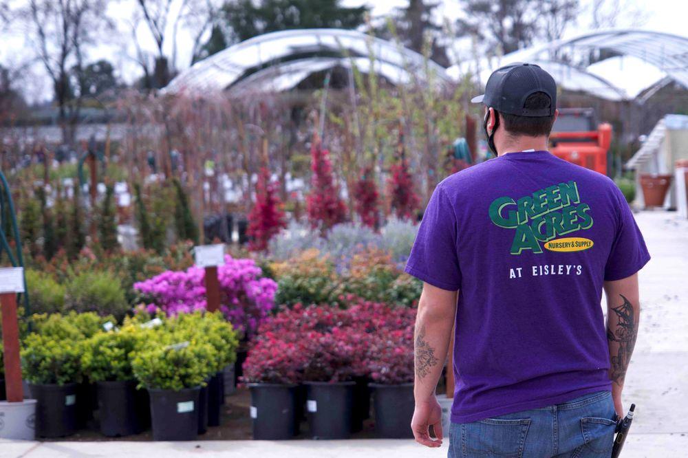 Green Acres Nursery & Supply at Eisley's: 380 Nevada St, Auburn, CA