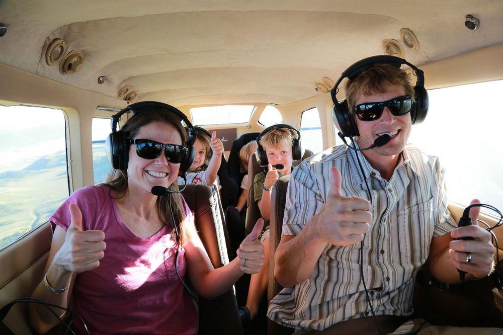 Fly Jackson Hole: 1250 E Airport Rd, Jackson, WY