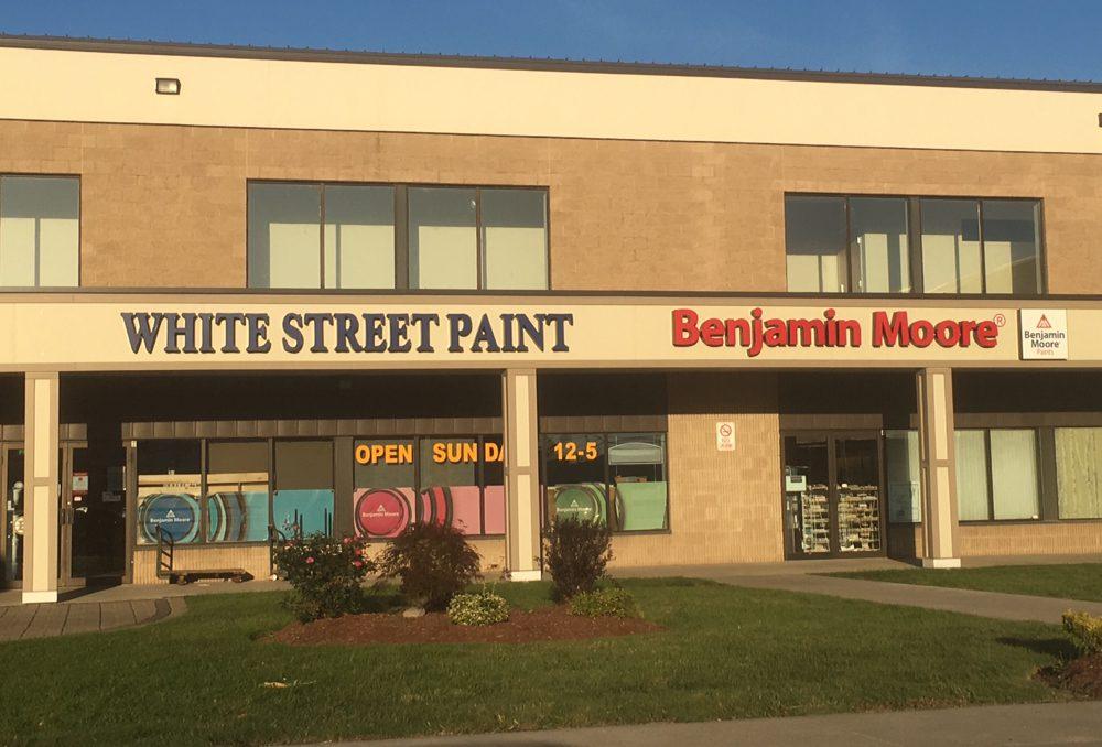 White Street Paint Salem Nh