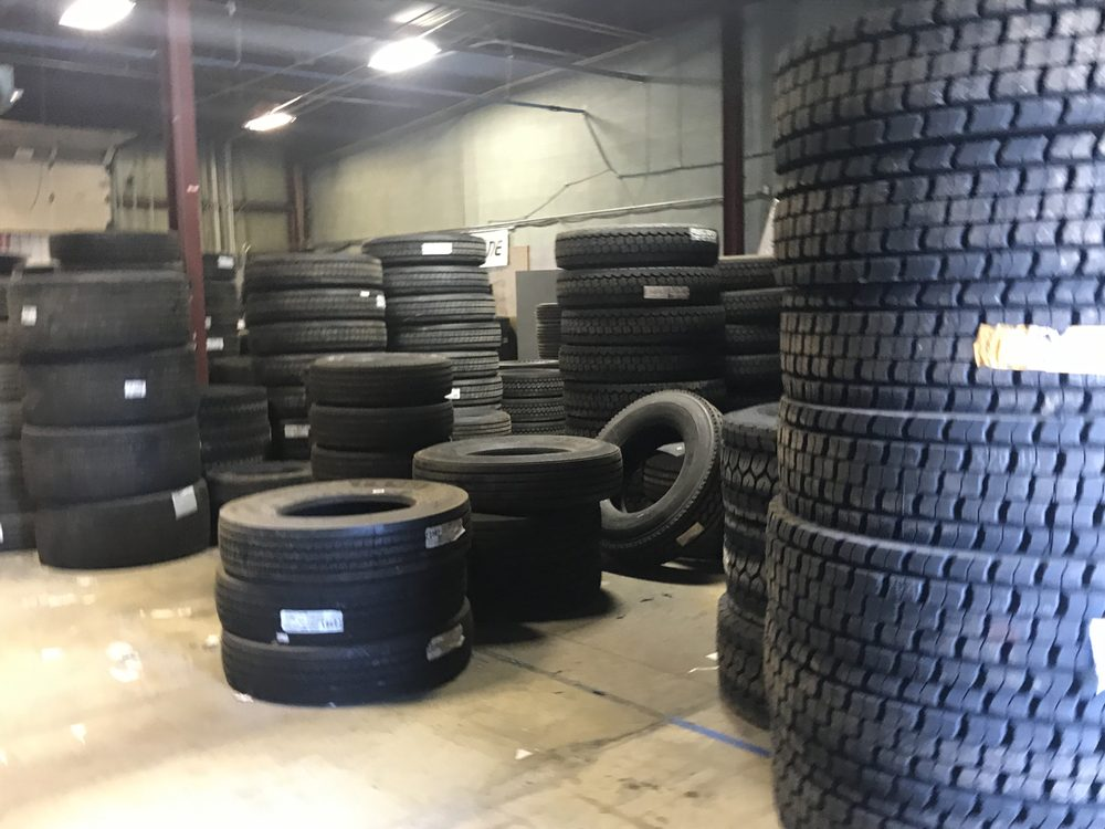 McCarthy Tire Service: 18216 Maugans Ave, Hagerstown, MD