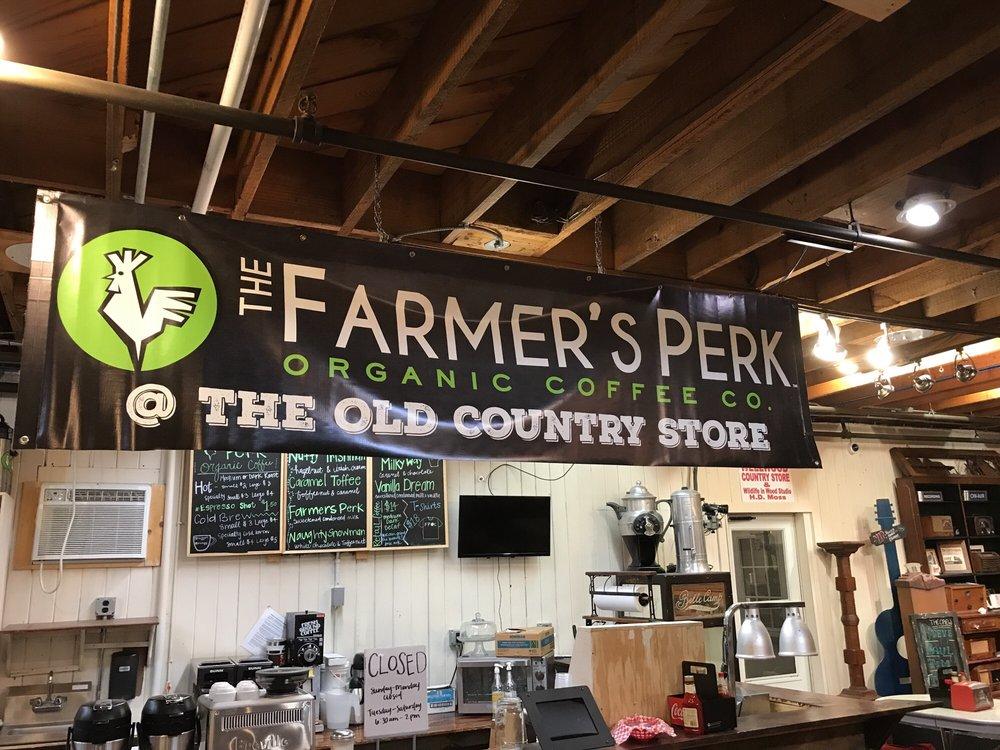 Social Spots from The Farmer's Perk