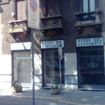 Renzo del Ventisette - Antiquari e restauratori - Viale Premuda, 7 ...