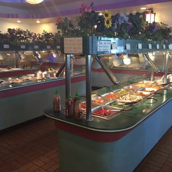 Photo Of Asian Buffet American Fork Ut United States Spread