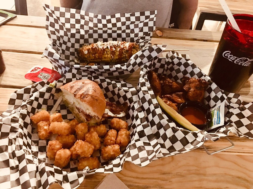 Chicken N Pickle: 1240 N Greenwich Rd, Wichita, KS