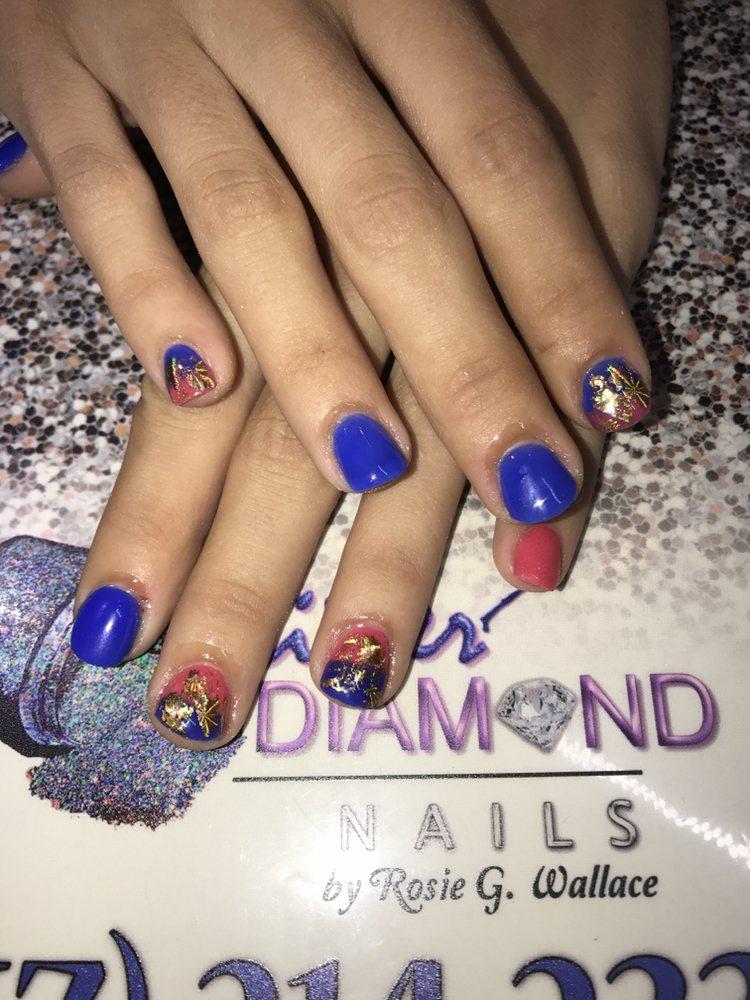 Glitter Diamond Nails - 171 Photos - Nail Salons - 4112 Cedar Grove ...