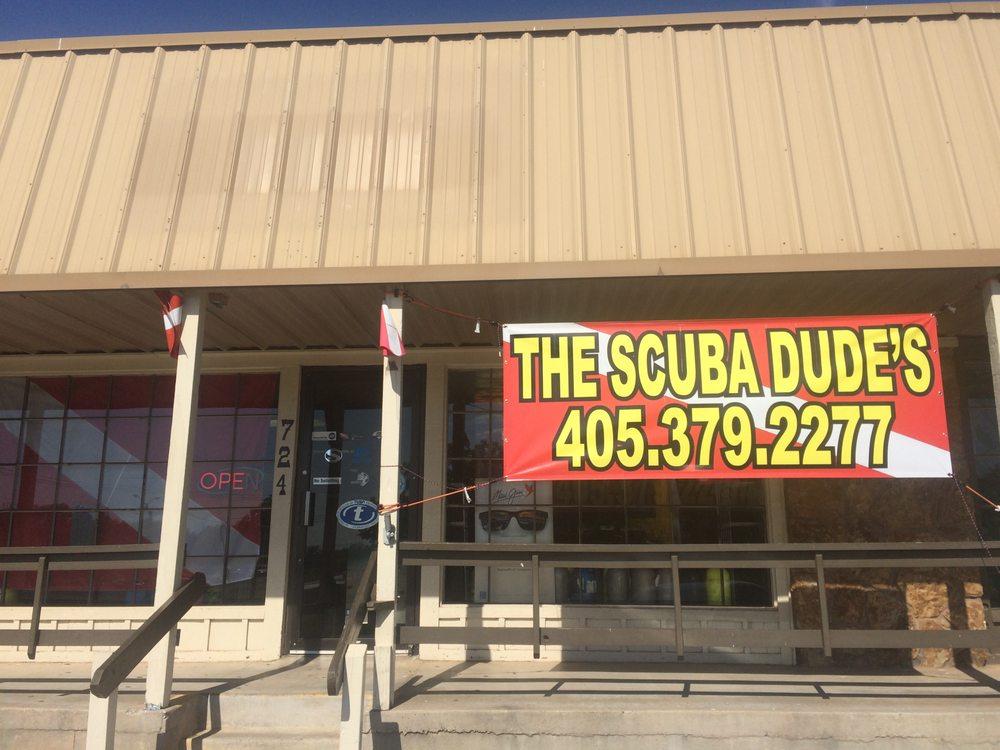 The Scuba Dudes Diveshop: 724 N Harrison Ave, Shawnee, OK