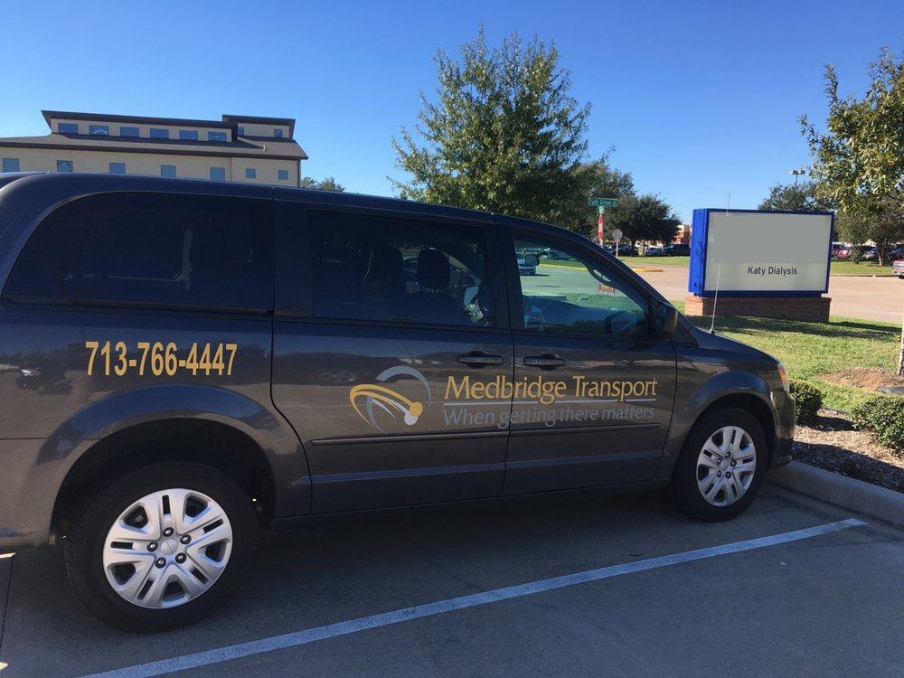 Medbridge Transport: 2525 Robinhood St, Houston, TX