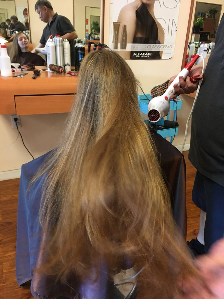 Moon Palace Hair Salon: 250-62 Jericho Tpke, Bellerose, NY