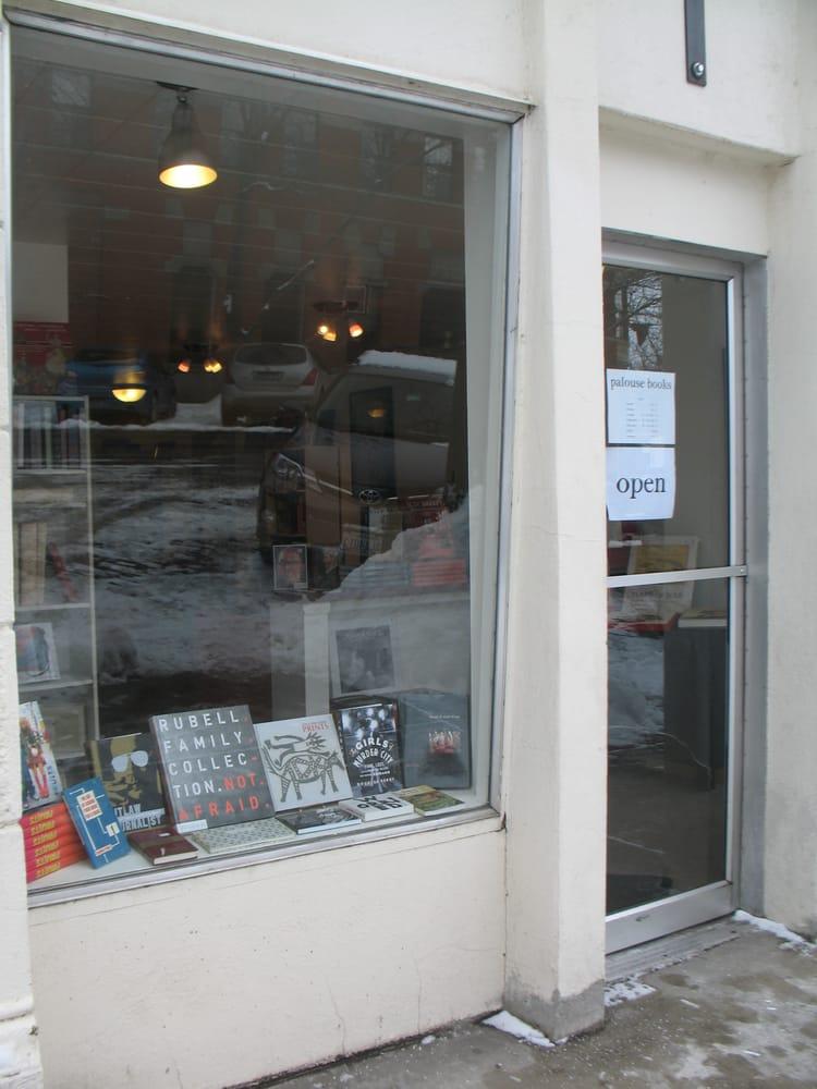 Palouse Books: 107 E 2nd St, Moscow, ID