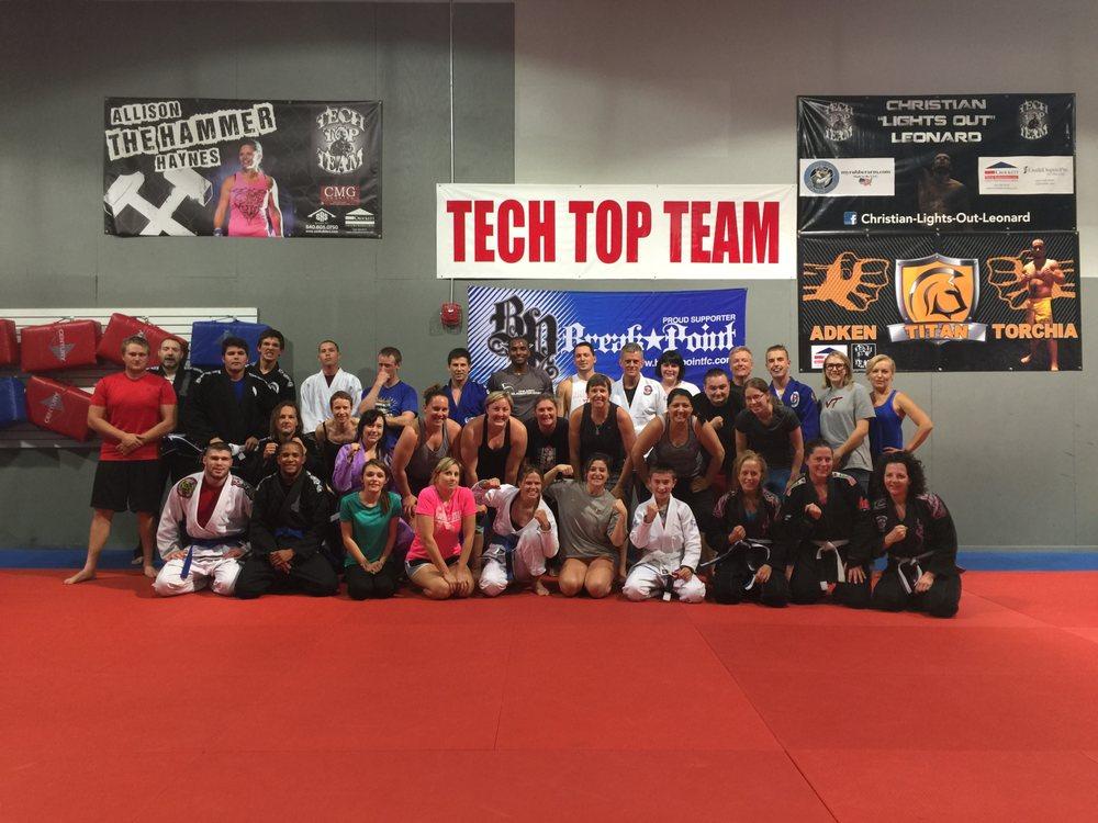 Tech MMA & Fitness Academy: 215 County Dr NE, Christiansburg, VA