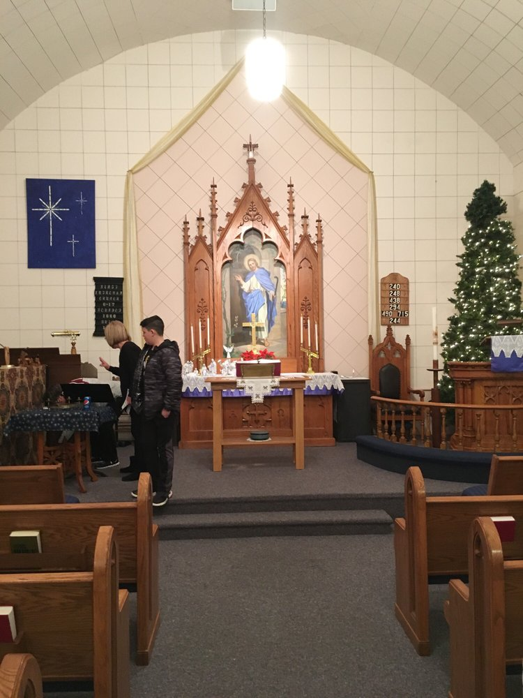 First Lutheran Church Elca: 2504 175th St, Conroy, IA