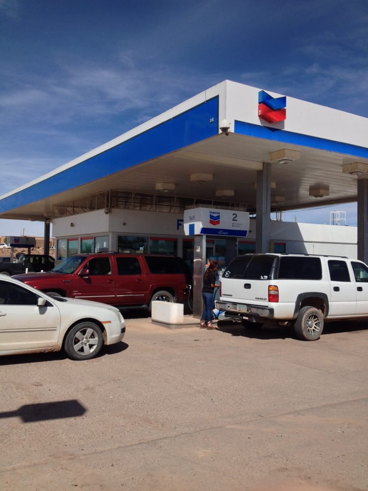 Chinle Chevron: Chinle, AZ