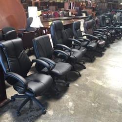 Photo Of Corporate Liquidators   Houston, TX, United States. Variety Of  Office Chairs