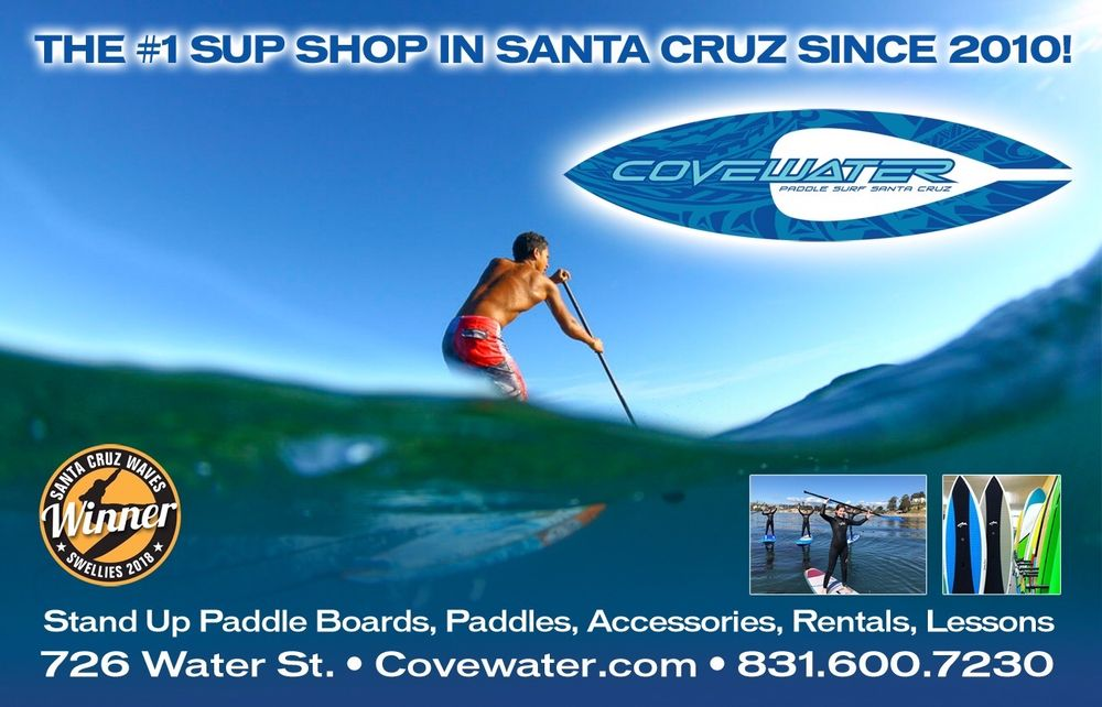 Covewater Stand Up Paddle