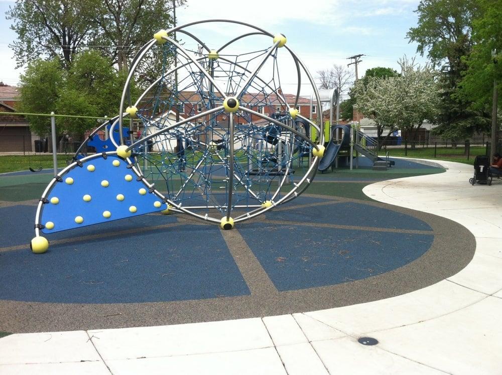 Chicago Park District - Lawler Park
