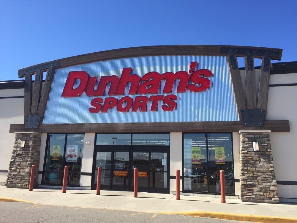 Dunham's Sports: 14136 Baxter Dr, Baxter, MN