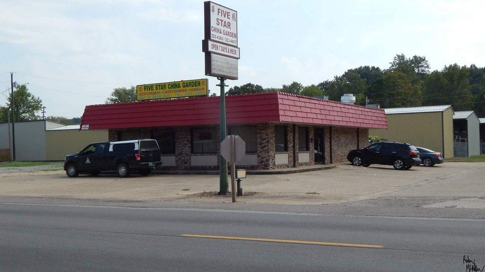 5 Star China Garden: 316 S Main St, Piedmont, MO